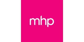 MHP Communications logo