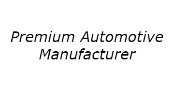 Premium Automotive Manufacturer logo