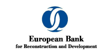 European Bank for Reconstruction and Development (EBRD) logo