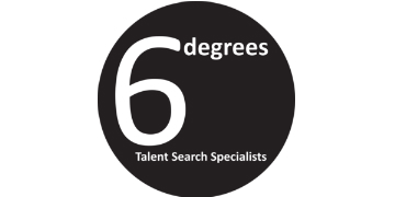 6 Degrees Talent logo