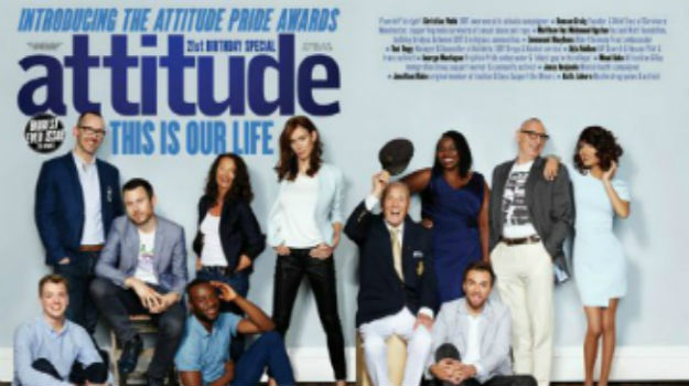 Gorkana meets...Attitude June 2015