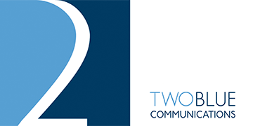 TwoBlue Communications logo