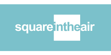 Square in the Air logo