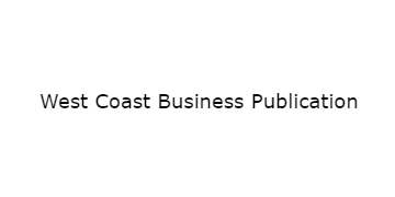 West Coast Business Publication logo