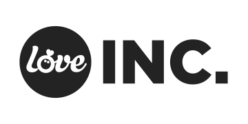 Love Incorporated logo