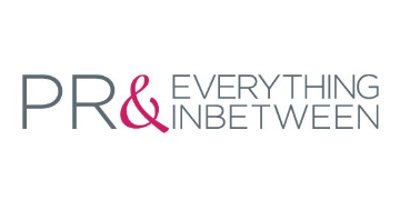 PR and Everything Inbetween logo