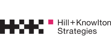 Hill+Knowlton Strategies logo