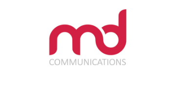 MD Communications logo