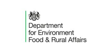 Department for Environment, Food and Rural Affairs (DEFRA) logo