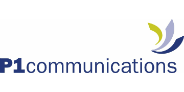 P1 Communications logo