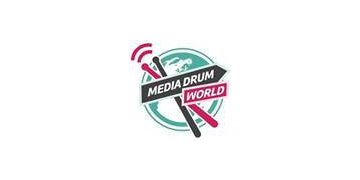Media Drum World logo